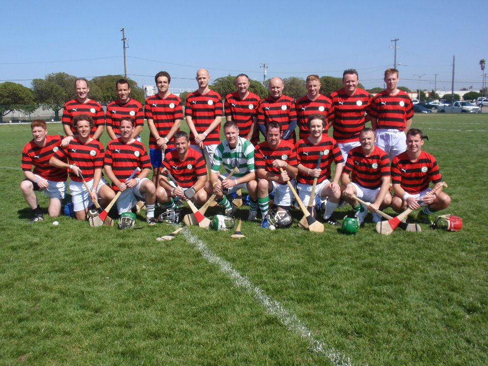 Celtic Cowboys National Hurling Champions 2011