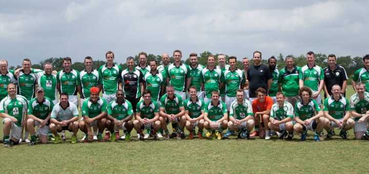 Mens' Gaelic Football Team