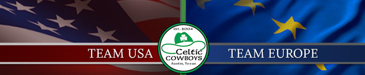 Celtic Cowboys Ryder Cup Classic Golf Tournament 2015